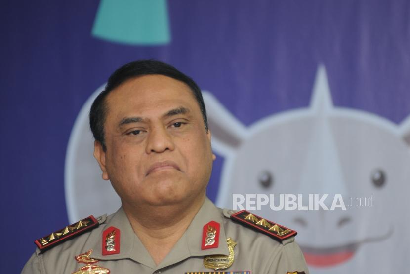 CDM Asian Games Komjen Pol Syafruddin,
