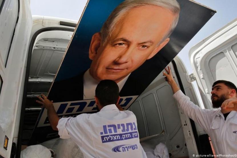 Parlemen Israel Putuskan Gelar Pemilu Ulang September