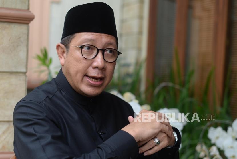 Menteri Agama RI,  Lukman Hakim Saifuddin