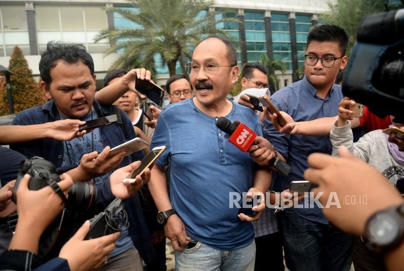 Mantan Pengacara Setya Novanto, Fredrich Yuniadi