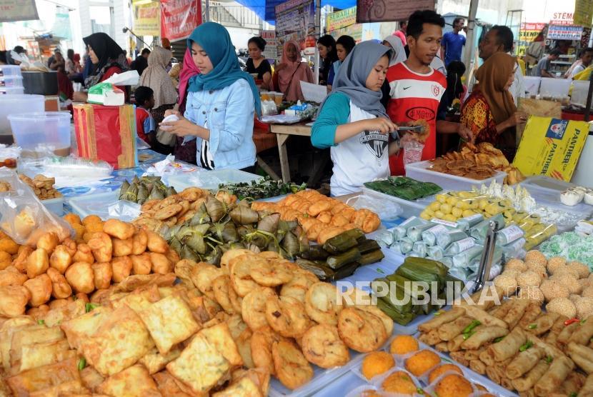 Surga Makanan Bernama Pasar Benhil Republika Online