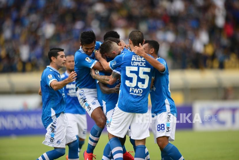 Tim Persib Bandung. (ilustrasi)