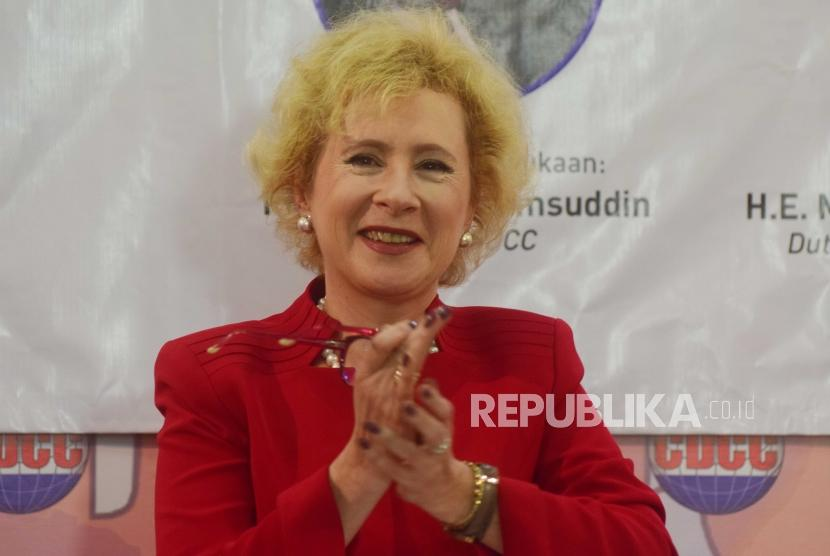 Duta Besar (Dubes) Rusia untuk Indonesia, Lyudmila Georgievna Vorobieva