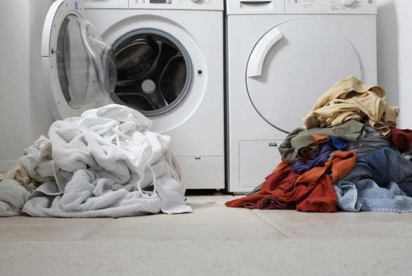 Tips Memperbaiki Mesin Cuci Yang Tidak Bisa Mengeluarkan Air Republika Online