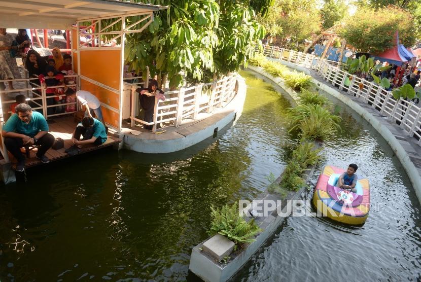 Menengok Wahana Wisata Edukasi Taman Pintar Yogyakarta Republika Online