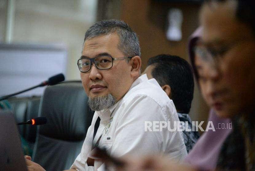 Wakil Ketua Badan Wakaf Indonesia (BWI) Iman Teguh Saptono.