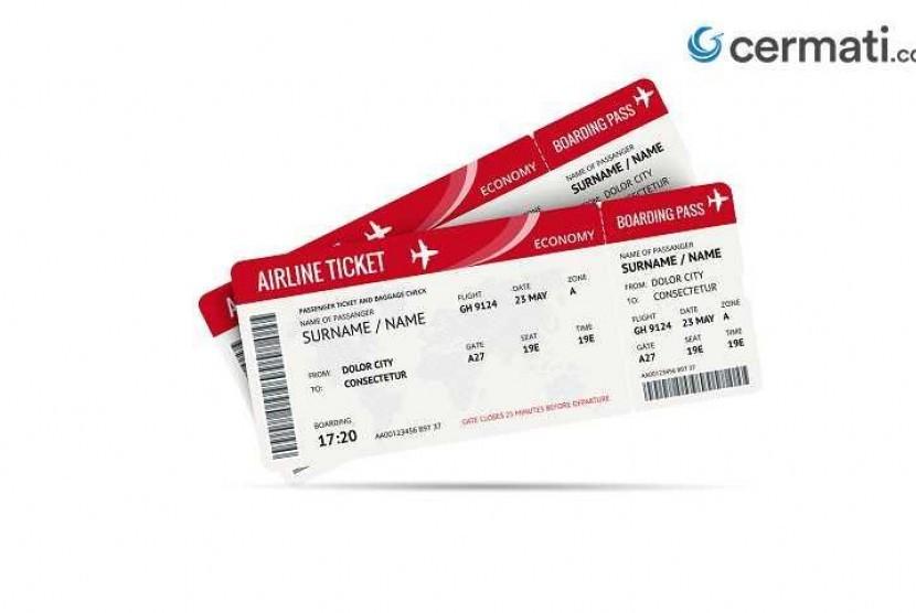Akhirnya Harga Tiket Pesawat Turun Republika Online