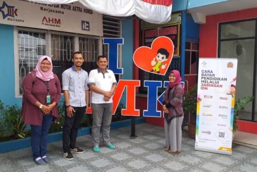Startup IDN Sasar Pengguna Luar Pulau Jawa. (FOTO: Ning Rahayu)