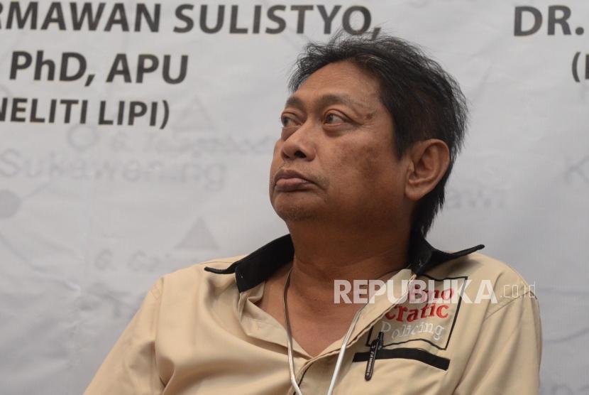 Peneliti Lipi, Hermawan Sulistyo
