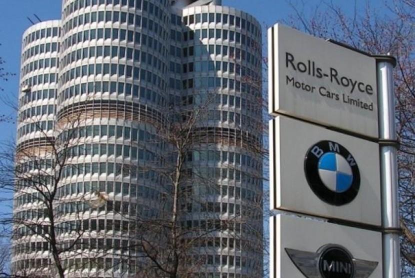 Kuat di Asia dan Amerika, BMW Justru Merosot di Eropa