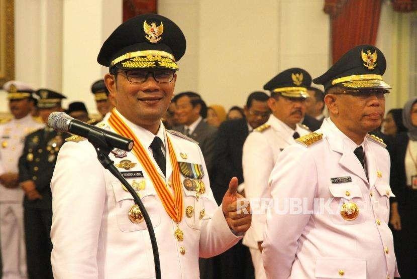 Gubernur Jawa Barat Dari Masa Ke Masa Republika Online