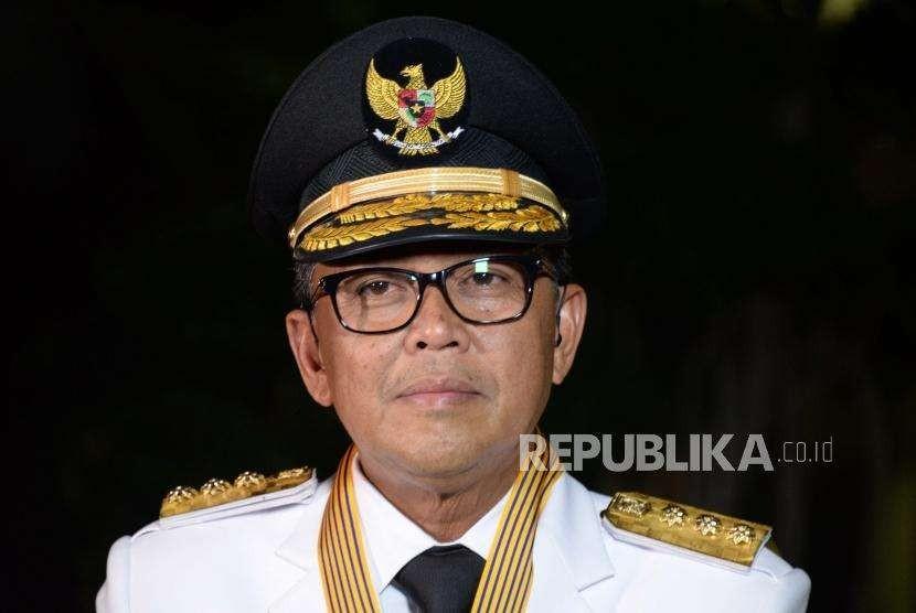 Gubernur  Sulawesi Selatan Nurdin Abdulah