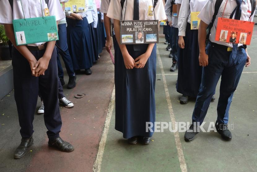 Pelajar sekolah (ilustrasi)