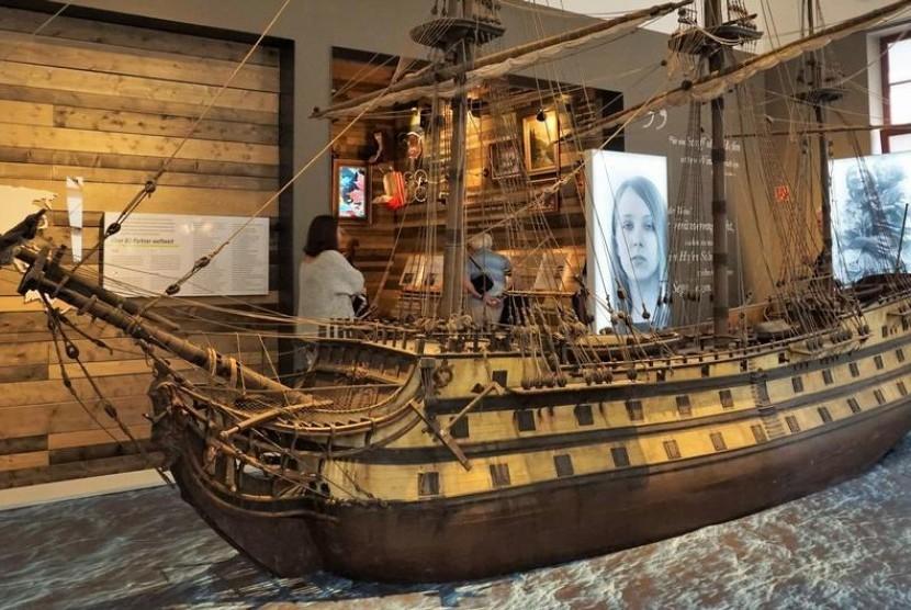 """Museum Emigrasi BallinStadt Hamburg, """"Migrasi Bukanlah Kejahatan"""""""
