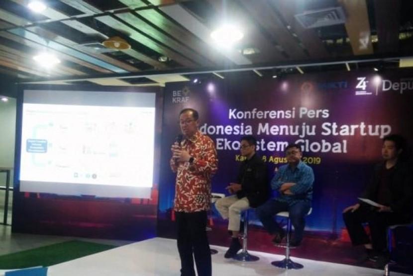 Masuk Top 30 Global Startup, Jakarta Setara dengan Seoul, Moscow, dan Tokyo. (FOTO: Agus Aryanto)