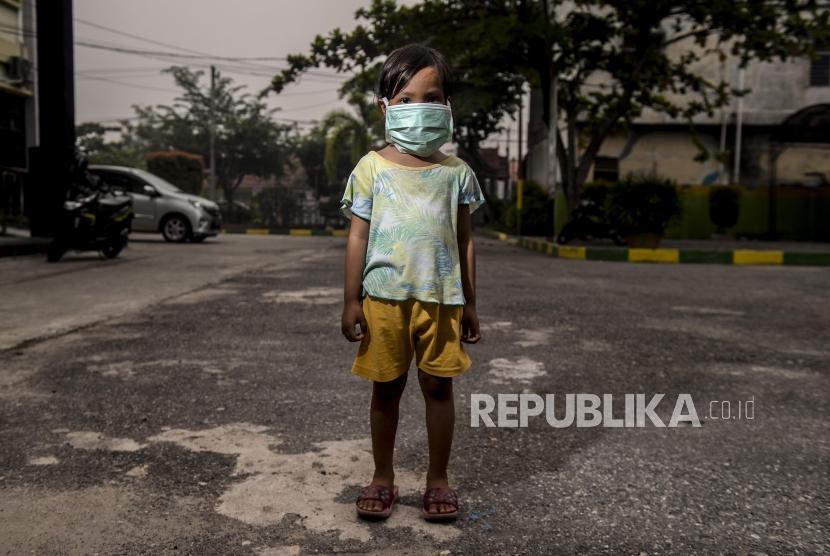 Pekatnya Kabut Asap Sekolah Masih Diliburkan Republika Online
