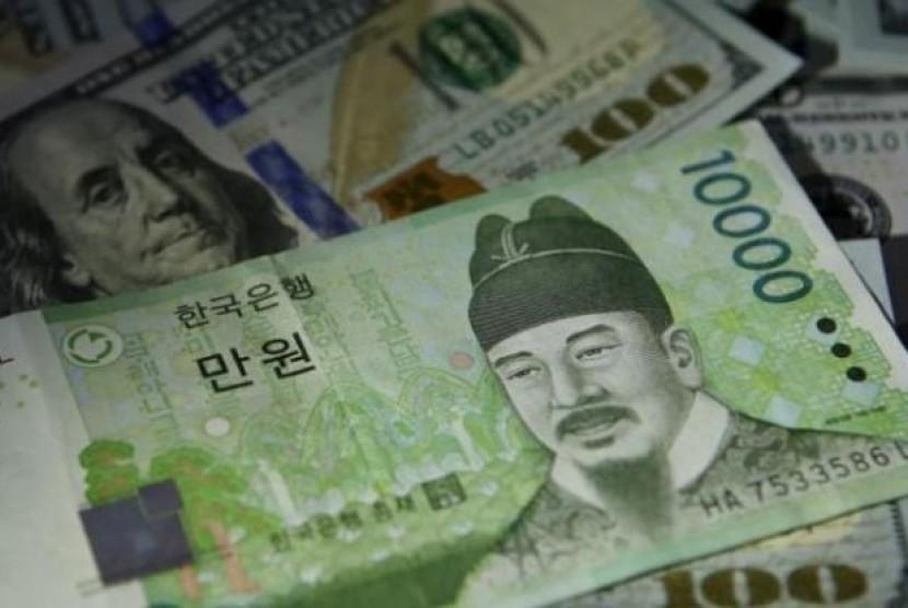 Harta Kekayaan Miliarder di Korea Selatan Merosot, Ini Penyebabnya. (FOTO: Reuters//Kim Hong-Ji)