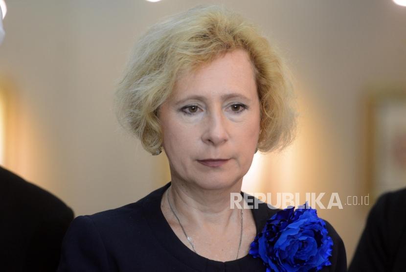 Duta Besar Rusia untuk Indonesia - Lyudmila Vorobieva