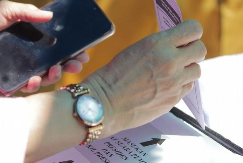Pemilu Menggunakan E-voting Mudahkan Pemilih Maupun Petugas KPPS
