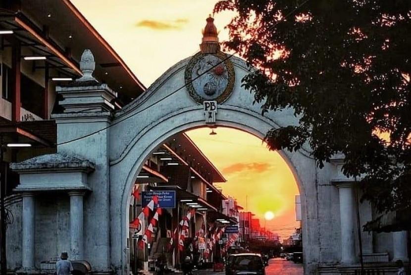 5 Tempat Wisata Di Solo Yang Kaya Sejarah Republika Online