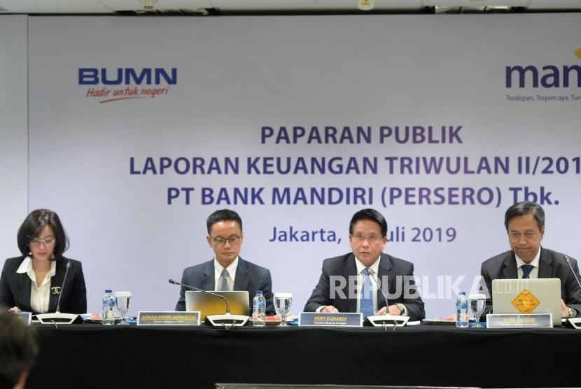 Atm Link Picu Penurunan Pendapatan Nonbunga Bank Mandiri Republika Online