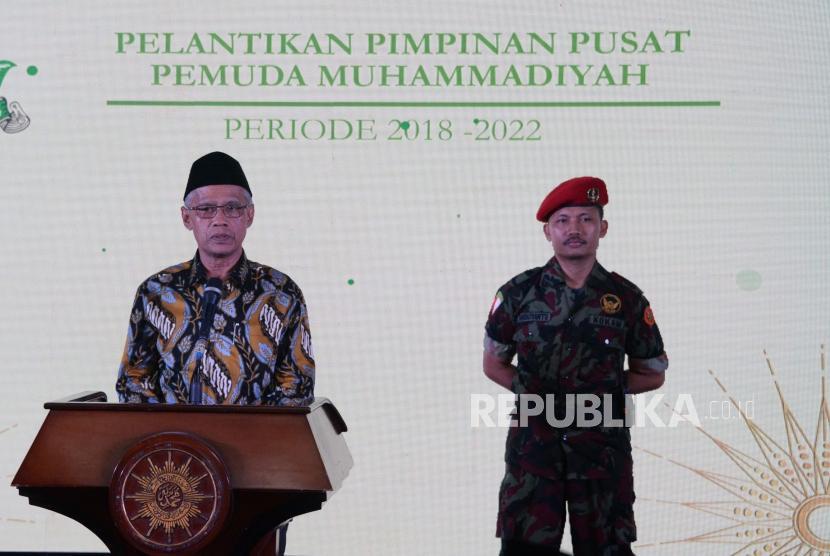 Ketua Umum PP Muhammadiyah Haedar Nasir