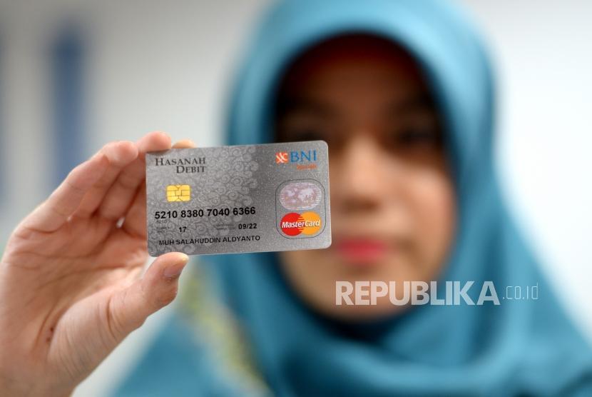 Sepertiga Nasabah Bni Syariah Miliki Kartu Debit Gpn Republika Online