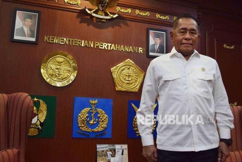 Menteri Pertahanan, Ryamizard Ryacudu