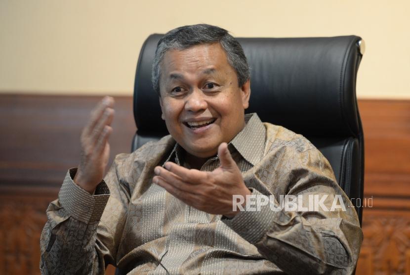 Gubernur Bank Indonesia - Perry Warjiyo