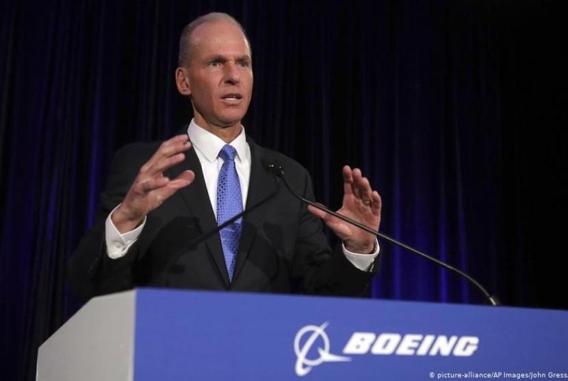 CEO Boeing Akui Kesalahan Terkait Jatuhnya Pesawat 737 Max 8 di Indonesia dan Ethiopia