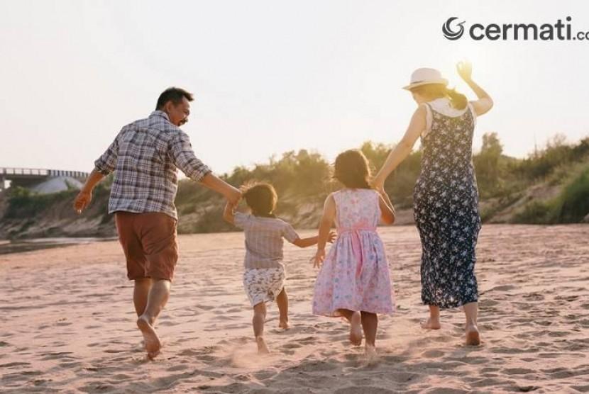 Liburan Bersama Anak, Perhatikan 6 Hal Penting ini Agar Tidak Rewel