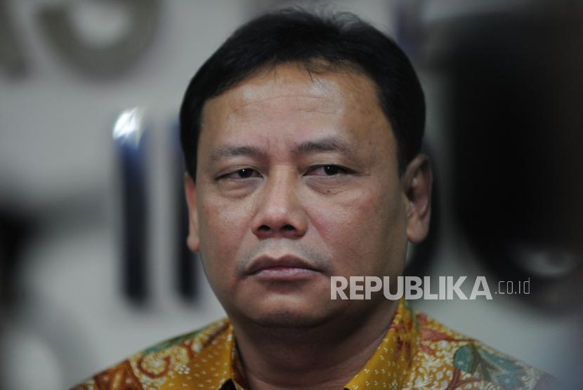 Chairman of the Elections Supervisory Agency (Bawaslu) of the Republic of Indonesia, Abhan