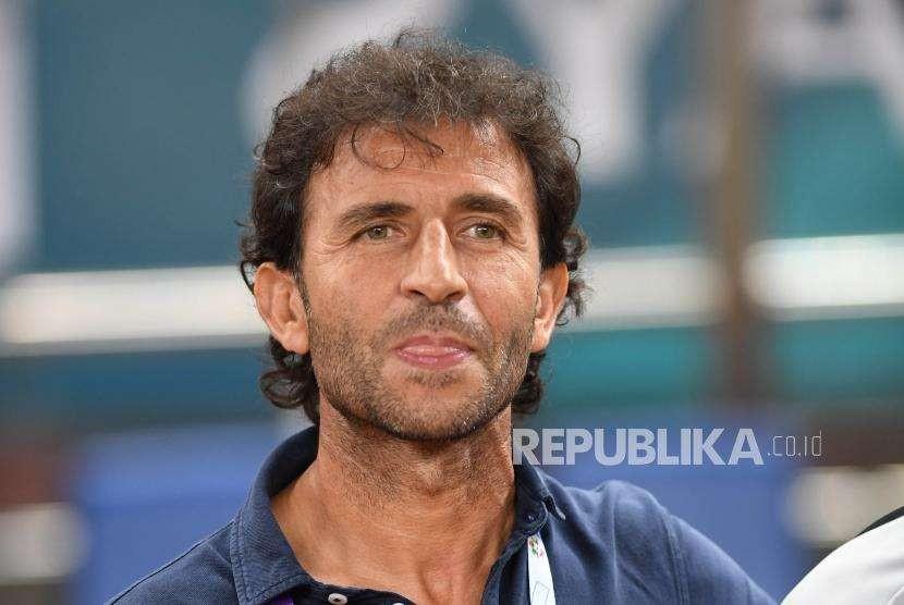 Pelatih Sepakbola Indonesia, Luis Milla.