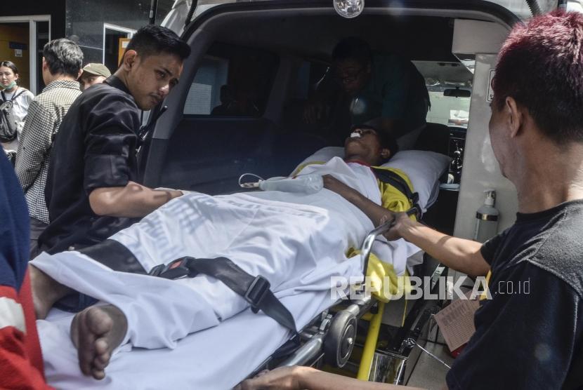 Korban Kerusuhan di Rawat di RSUD Tarakan. (ilustrasi)