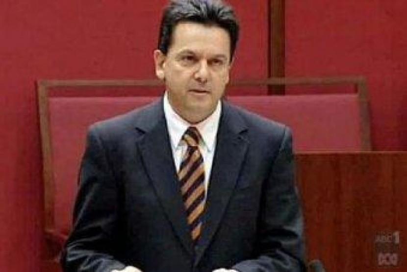 Kepala komisioner Polisi Federal Australia, Tony Negus
