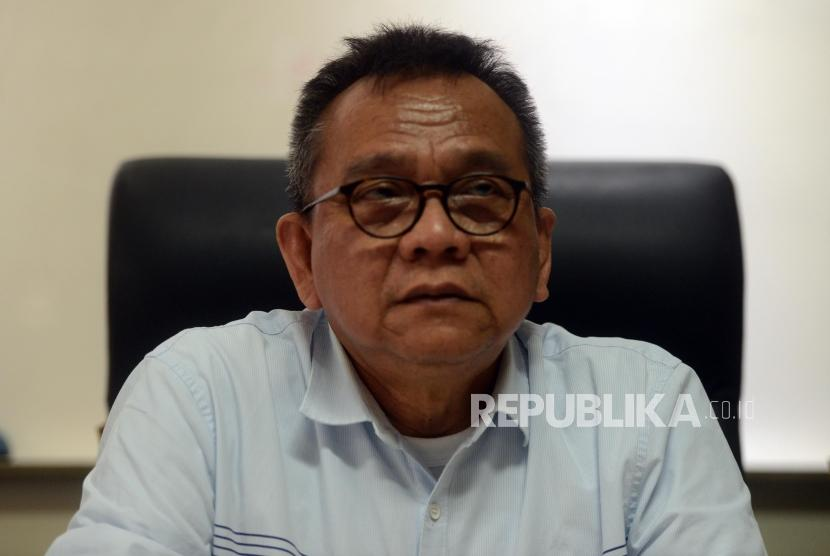 Ketua DPD Partai Gerindra DKI Jakarta - Muhammad Taufik