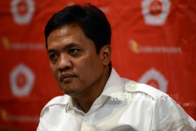 Direktur Advokasi BPN Prabowo-Sandi - Habiburokhman