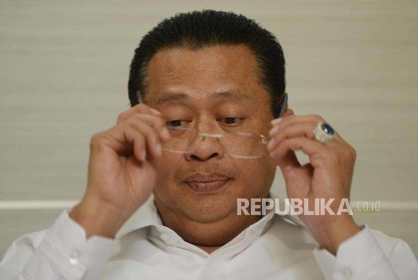 Ketua DPR RI, Bambang Soesatyo.
