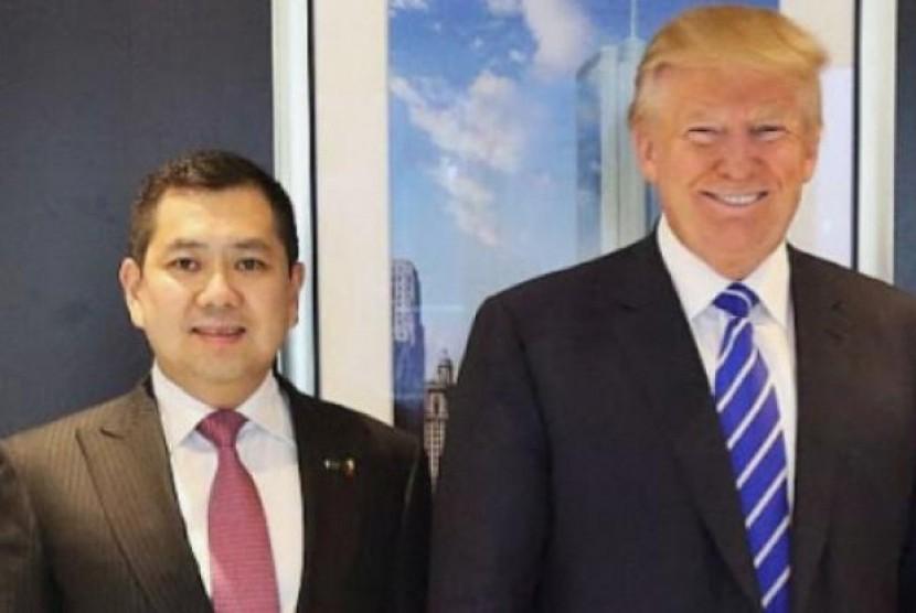 Perbandingan Harta Hary Tanoe vs Donald Trump, Lebih Tajir Siapa?. (FOTO: youtube)