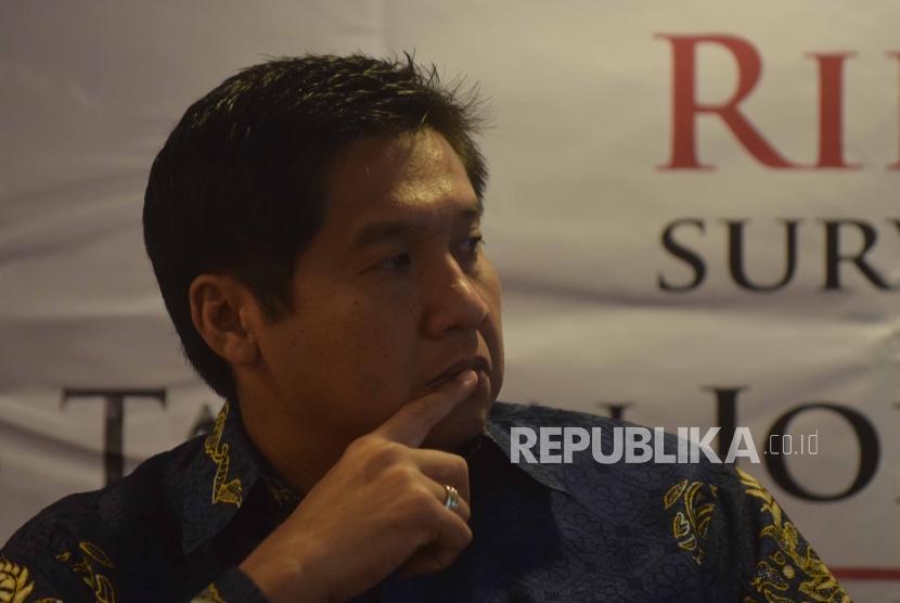 Anggota Fraksi PDI-P DPR - Maruarar Sirait