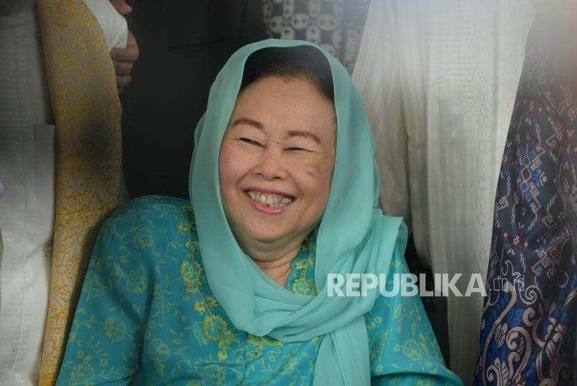 Istri Alm. Abdurrahman Wahid, Shinta Nuriyah Wahid.