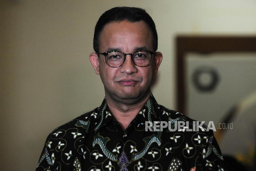 Gubernur DKI Jakarta - Anies Baswedan