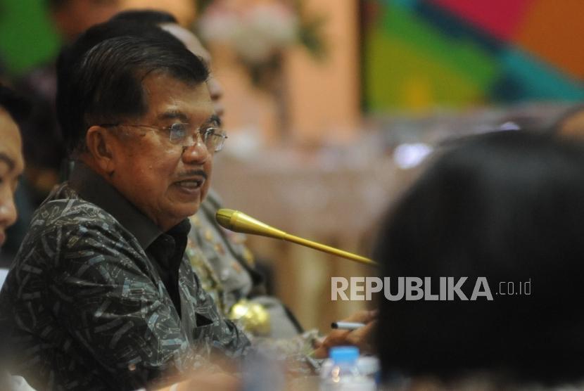 Wakil Presiden RI Jusuf Kalla.