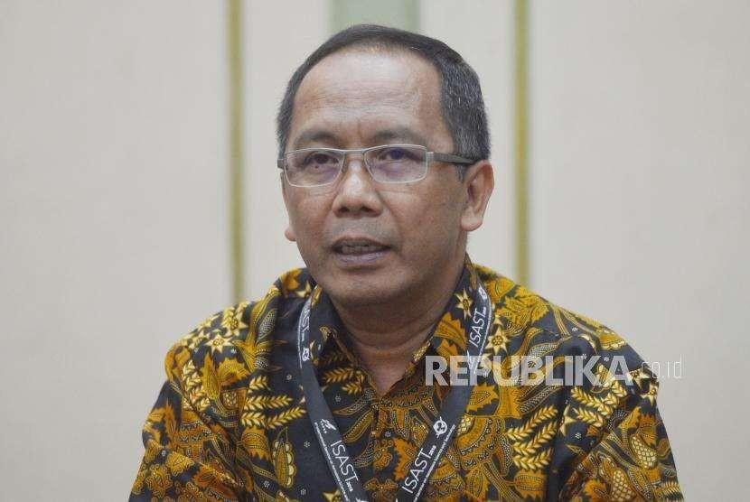 Kepala Lembaga Penerbangan dan Antariksa Nasional (Lapan) - Thomas Djamaluddin