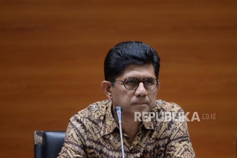 Wakil Ketua KPK Laode M. Syarief