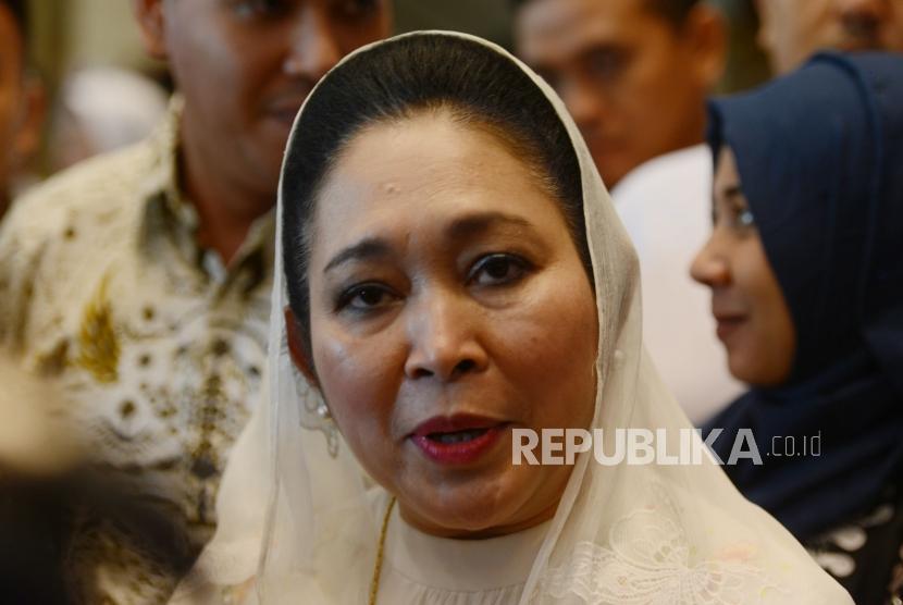 Putri mantan Presiden Soeharto Siti - Hediati Hariyadi atau Titiek Soeharto