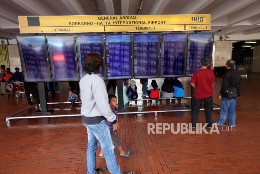 Pengantar di Terminal 1 dan 2 Bisa Masuk Area Belanja