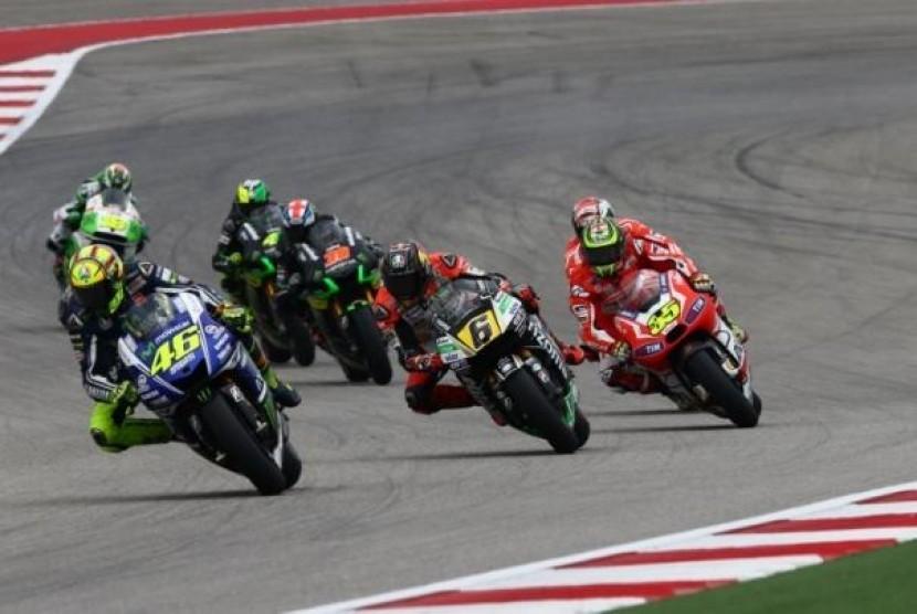 Klasemen Sementara Motogp 2014 Marquez Unggul Lorenzo Terpuruk Republika Online