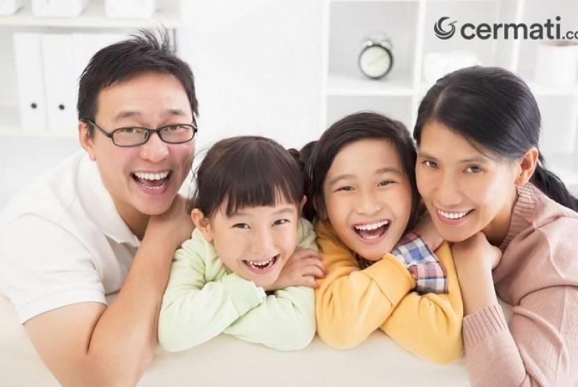 Mau Keluarga Bahagia? Ini 10 Rahasianya