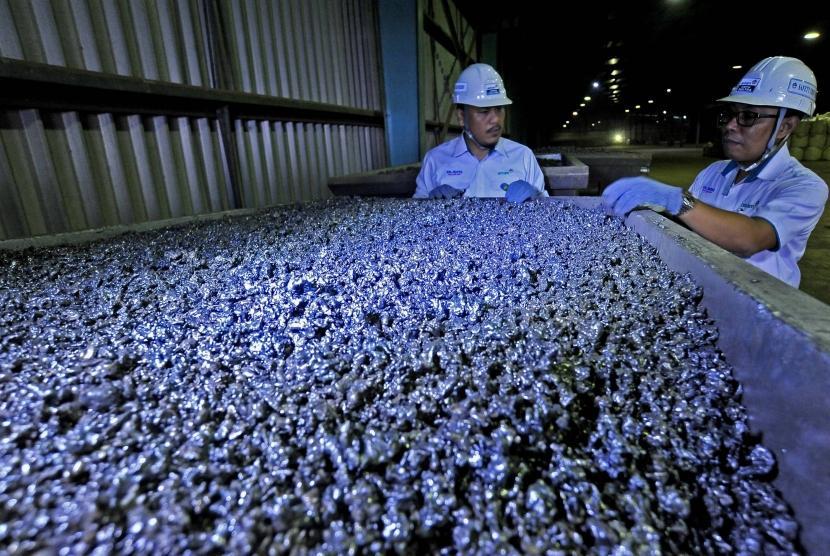 Kemenperin Upayakan Slag Nikel Sebagai Bahan Baku Industri